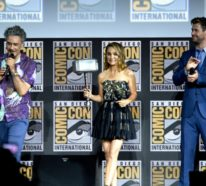 Natalie Portman spielt die Hauptrolle in Thor: Love and Thunder