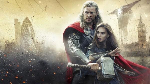 Natalie Portman im Film Thor