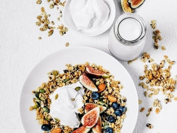 Probiotische Lebensmittel gesunde Frühstücksideen gesunde Darmflora