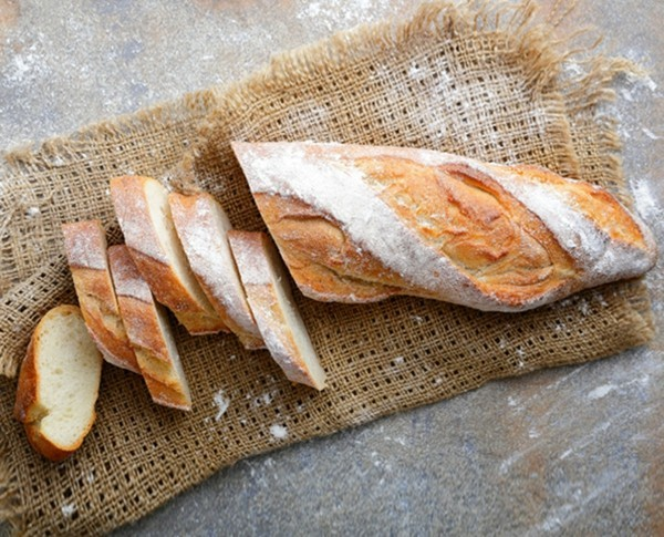 Sauerteig selber machen Sauerteigbrot backen Rezept gesundes Brot