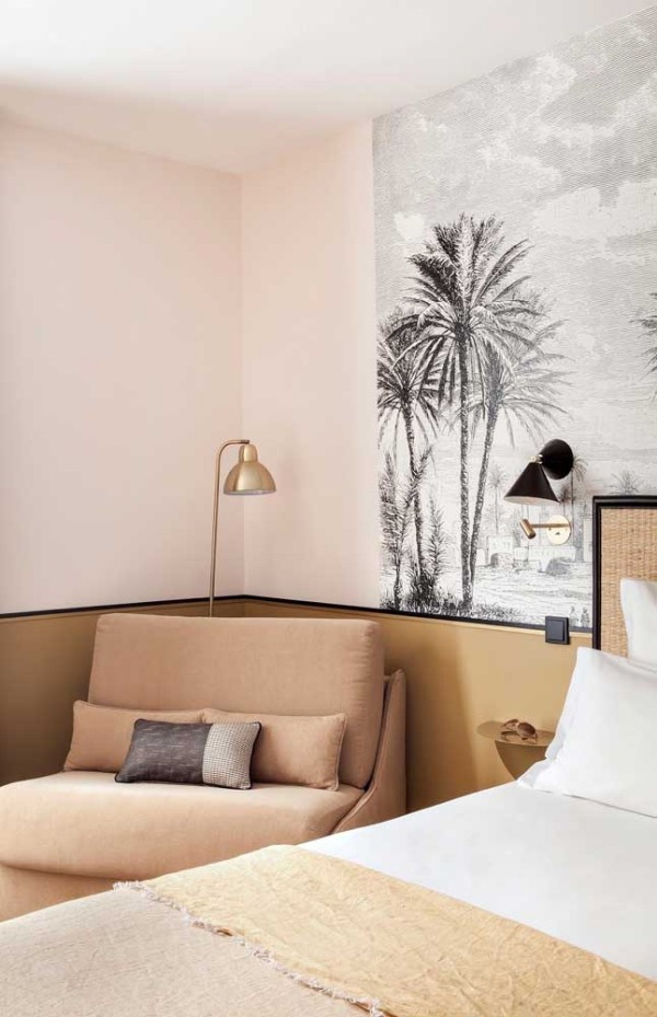 Schlaf- und Gästezimmer Ideen in Elfenbein