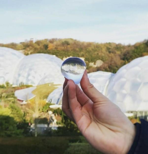 Skipping Rocks Lab ooho essbare Wasserkugeln umweltfreundliche Trends