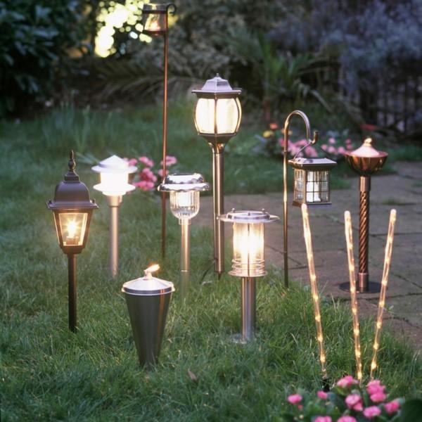 Sommerparty Deko Ideen Gartenparty Gartenbeleuchtung Ideen Leuchten