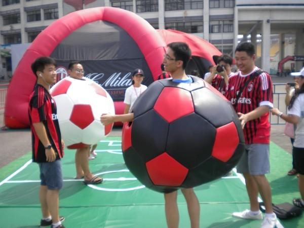 Teambuilding Ideen - Sumo Fussball
