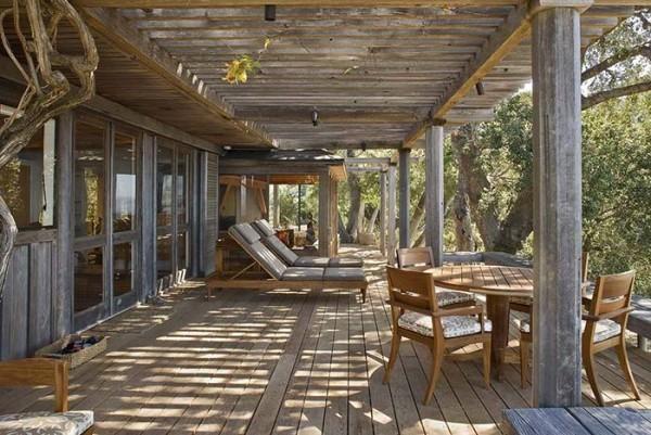 Tolle Geländer - ein Traumhaus