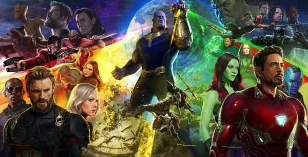 Tolle Szene aus Avengers