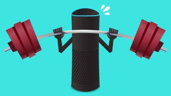 Top 15 der besten Alexa Skills, die Sie vielleicht nicht kennen amazon fitness app lustig