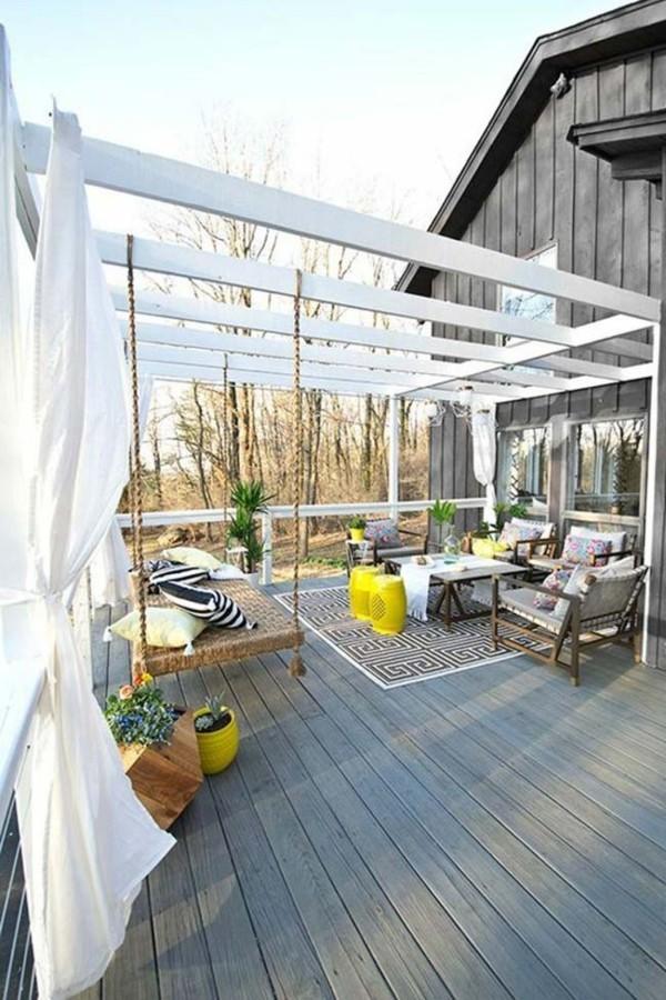 Traumhaus - Basis für Veranda