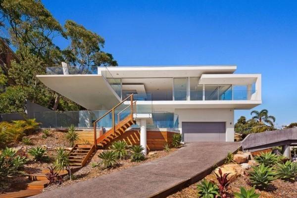Traumhaus aus dem Süden - moderne Häuser