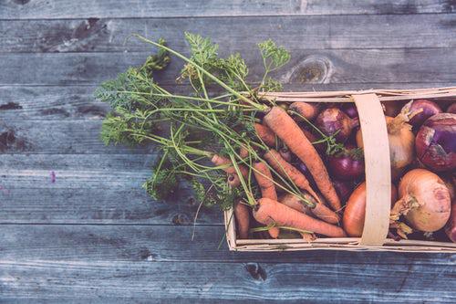 Urban Gardening eigene Gartenproduktion ist gesund schmeckt gut