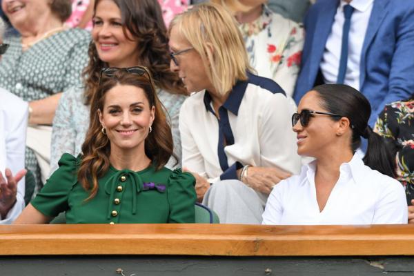 Wimbledon 2019 Kate Middleton Meghan Markle gutes Verhältnis zueinander
