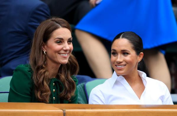 Wimbledon 2019 Kate Middleton Meghan Markle verstehen sich gut