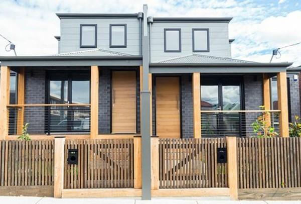 Zweifamilienhaus kaufen Vorteile Nachteile Doppelhaus modern nachhaltig