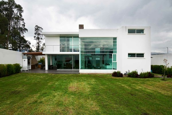 Zweifamilienhaus kaufen Vorteile Nachteile moderne Häuser