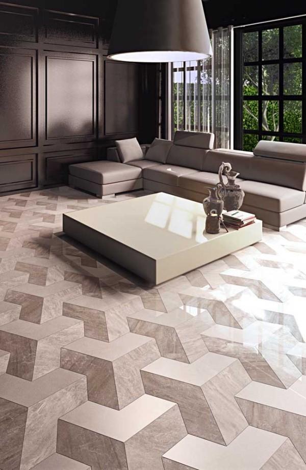 Ein großes Wohnzimmer - Design-Inspiration