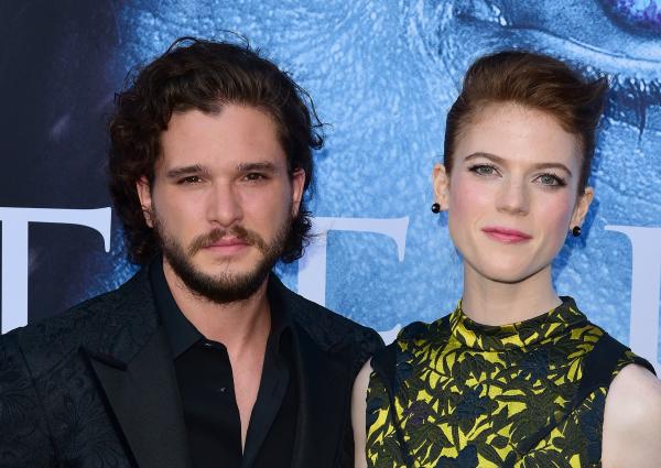 ein tolles Paar aus Game of Thrones