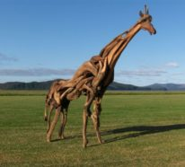 Modern Art von Jeffro Uitto inspiriert für Liebe zur Natur