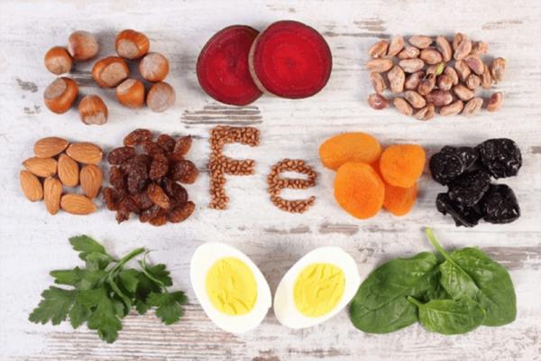 eisenhaltige lebensmittel gesund und lecker