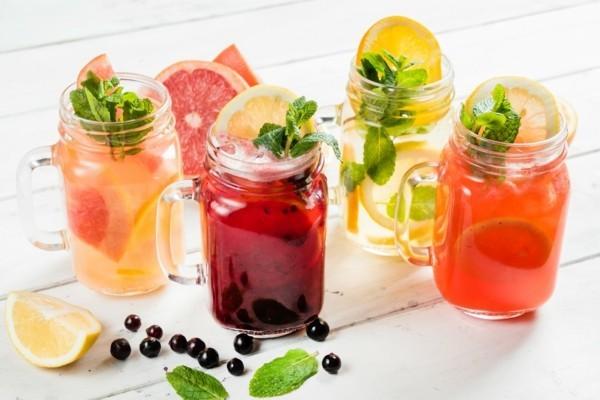 frische durstlöscher selber zubereiten