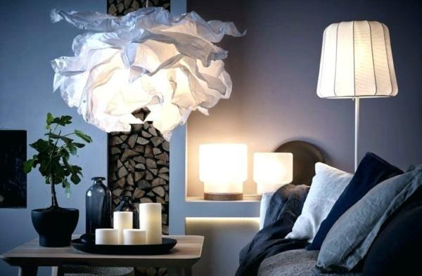 gesundes wohnen beleuchtung richig gestalten
