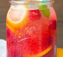 5 frische Durstlöscher Rezepte und noch mehr fruchtige Inspirationsideen