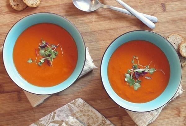 kalte tomatensuppe gazpacho originalrezept