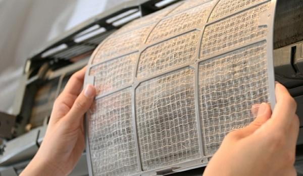 klimaanlage desinfizieren filter wechseln