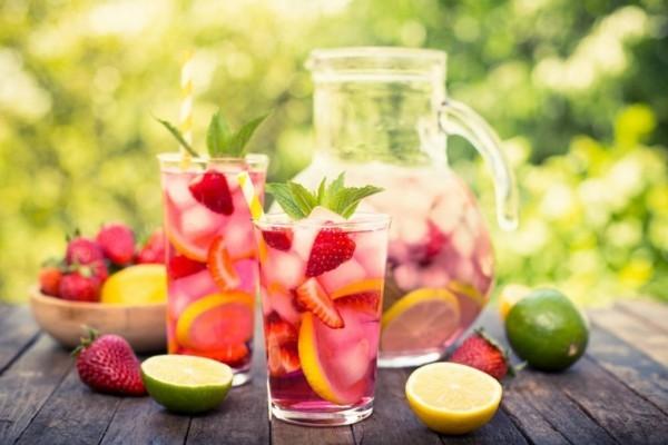leckere durstlöscher für den sommer zubereiten