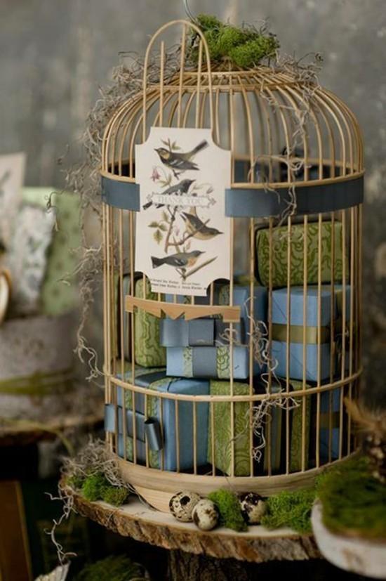 osterdeko vogelkäfig deko kleine geschenke