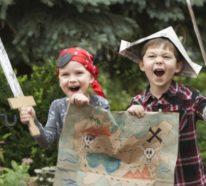 Schatzsuche zum Kindergeburtstag organisieren: Tipps und Tricks