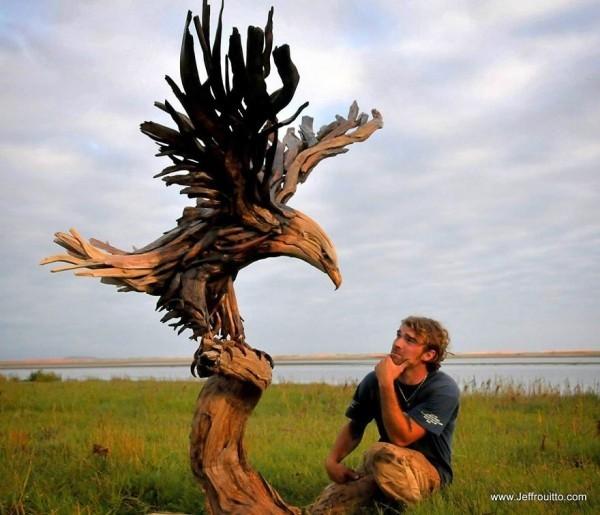 umwelt vogel und künstler