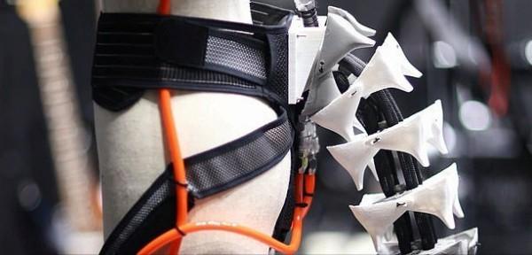 Arque ist ein Roboterschwanz, der Ihr Gleichgewicht und Beweglichkeit verbessert robotik schwanz gürtel