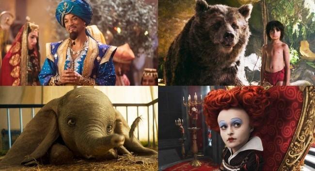 Dies sind alle kommenden Remakes von Disney alle reboots von disney