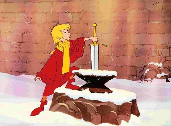 Dies sind alle kommenden Remakes von Disney die hexe und der zauberer the sword in the stone