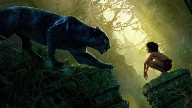 Dies sind alle kommenden Remakes von Disney the jungle book das dschungelbuch