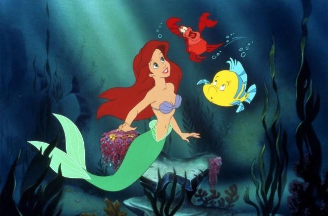 Dies sind alle kommenden Remakes von Disney the little mermaid die kleine meerjungfrau