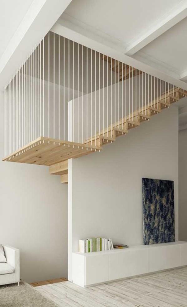 Holz, Wendeltreppe - Treppengestaltung