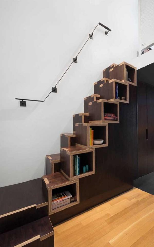 Holztreppe - tolle und moderne Treppengestaltung
