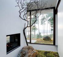 Japanischer Garten oder einige Inspirationsideen aus dem Land der aufgehenden Sonne