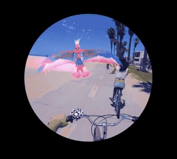 Mit Snapchat Spectacles 3 können Sie HD Fotos und Videos in 3D aufnehmen 3d filter an videos