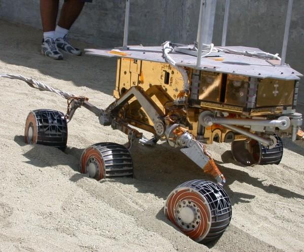 NASA braucht Ihre Hilfe bei der Entwicklung autonomer Weltraumroboter autonome rover
