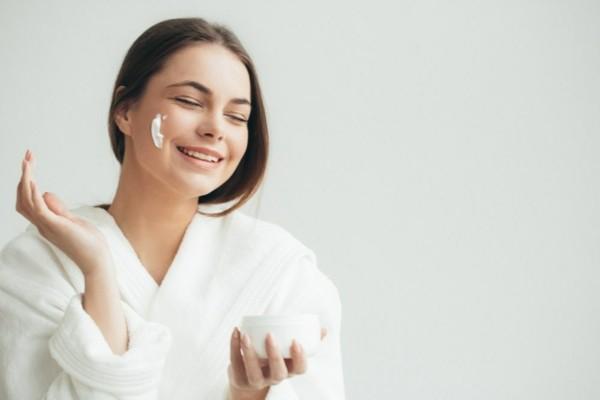 Pflanzliches Glycerin Verwendung Gesichtscreme schöne Haut