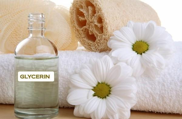 Pflanzliches Glycerin gesundheitliche Verwendung Vorteile Nebenwirkungen