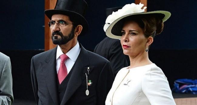 Prinzessin Haya Scheich Mohammed von Dubai Kampf vor Gericht um das Sorgerecht ihrer Kinder