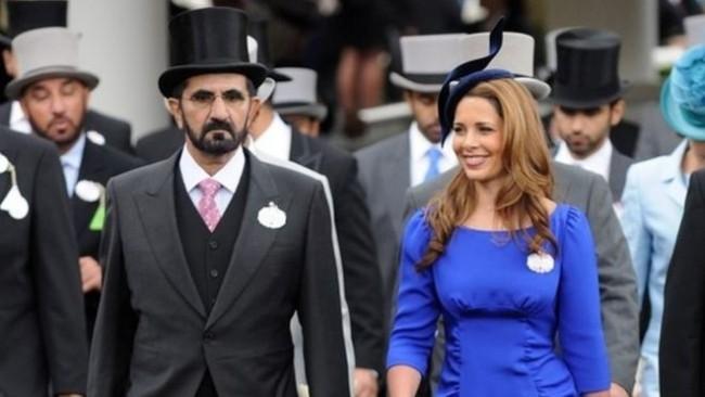 Prinzessin Haya Scheich Mohammed von Dubai Kampf vor dem Gericht um das Sorgerecht ihrer Kinder
