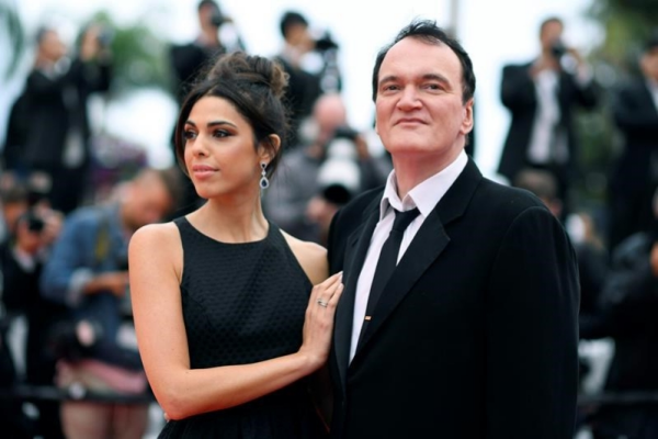 Quentin Tarantino Ehefrau Daniella Pick im Babyglück hier in Cannes 2019