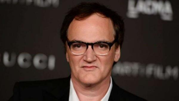 Quentin Tarantino bekannter Filmmacher spätes Babyglück mit 56 Jahren zum ersten Mal Vater