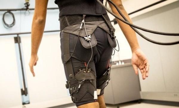 Roboter Shorts erleichtern das Gehen und Laufen exoskelett harvard university