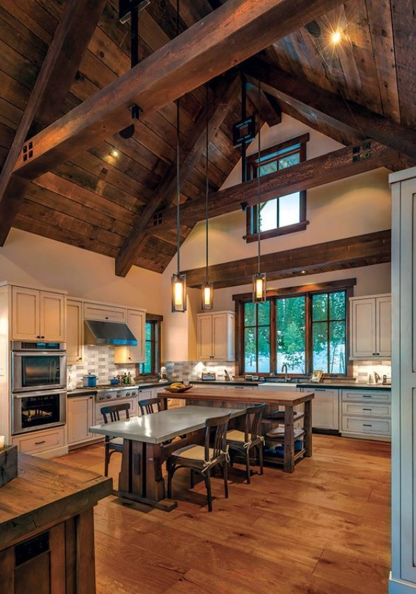 Scheune umbauen ein gemütliches Zuhause einrichten rustikalen Reiz aufbewahren