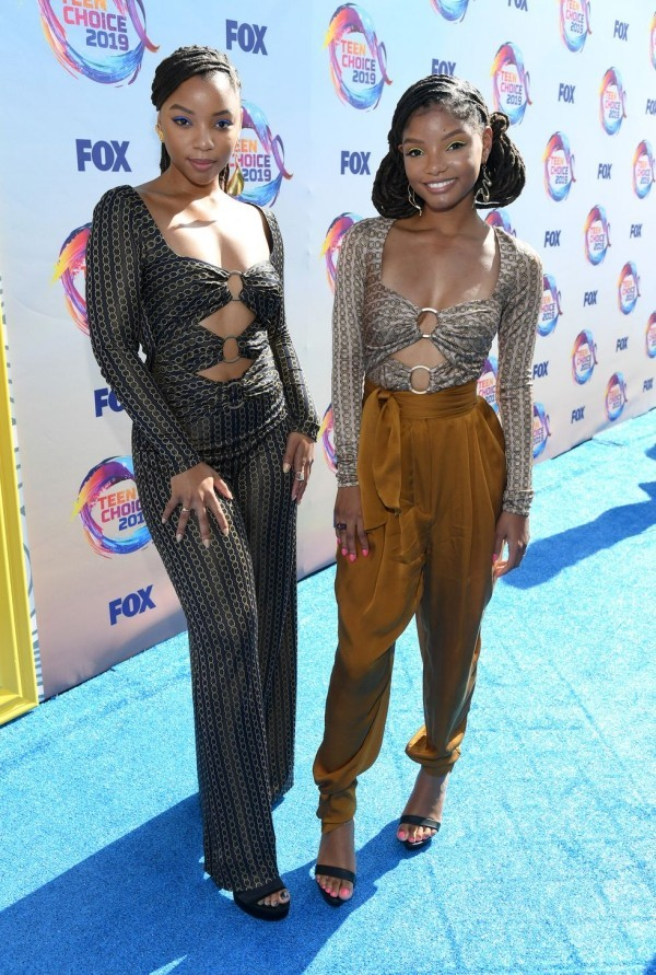 Toller Outfit - wunderbarer Teen Choice Awards